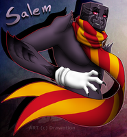 Salem -AT- by Drawotion