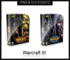 Vista Box - Warcraft III by HailToTheFreak