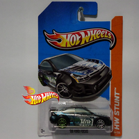 HW STUNT '08 FORD FOCUS by idhotwheels