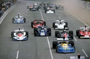 1976 South African Grand Prix Start by F1-history