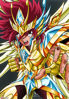 Pegasus No Koga Final Cloth II by Niiii-Link