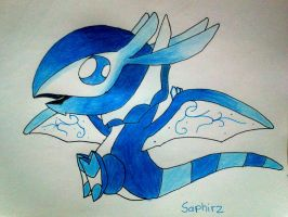 Young one : Saphirz by minecraftmobs456