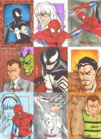 Spider-Man Archives 10 by wheels9696