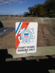 coast guard parking by TreborNehoc