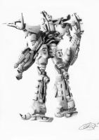 armored core silent line by platinumraven