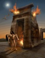 For the Gods of Mars by TonyGCampagna