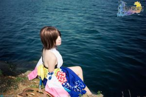 Final Fantasy X : Yuna - Summoner by ikabii