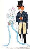 Pride and Prejudice by greydeer2010