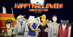 Naruto: Next Gen Halloween by SractheNinja