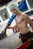 Dante Cosplay by Leon Chiro in Rimini Comix 2013 by LeonChiroCosplayArt