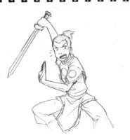 Sokka sketch by rubyd