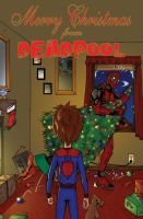 A Deadpool Christmas by Vulture34