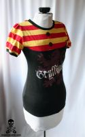 Harry Potter Gryffindor Shirt by smarmy-clothes
