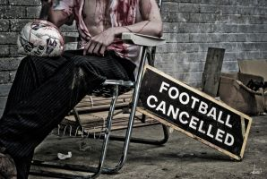 Football is Cancelled by LewisMcGregor