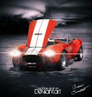 Shelby Cobra by Legolasgrof