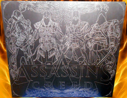 Assassin'S Creed Ultimate Project Gravure by NeoXimuS