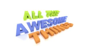 All The Awesome Things by ValentineXXX