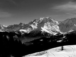 Ski Trip - Mountains by lovephotography