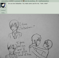Question 6: Loving Sebastian by AskPhantomhive
