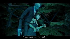 Slender - Inevitable End by cfowler7