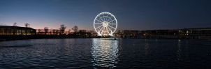 Grande Roue Panorama by Anantaphoto