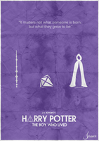 HarryPotterPoster by Preecey