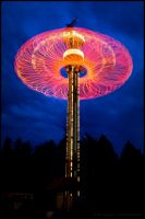 Long Exposure at La Ronde - 1 by particle-fountain