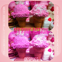My Pink Action by Dhaliixa1D