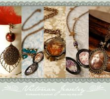 Victorian Jewerly by lely