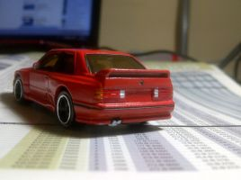 Hot Wheels BMW M3 E30 (custom) 2 by And300ZX