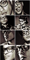 Twitter Background Bruno Mars by inmany
