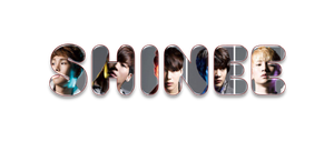 Letra PNG- SHINee by SungEdiiTiioOn
