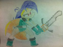 Vambre from Mighty Magiswords by BlueHedgehog1997