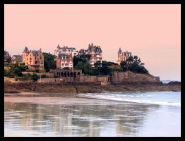 Dinard in brittany by Mado29
