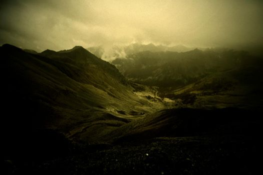 The Valley by LaMusaTriste