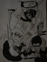 Legends of konoha s shinobi by Vermilion-Rasengan