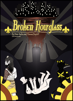 Broken Hourglass - Cover Page by flannelRaptors