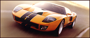 Ford GT by iNoize