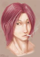 Real Itou - again by Noretus