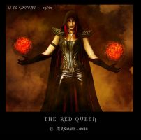The Red Queen by Something-Wycked