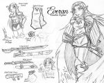 Everan - Design by miadoodle