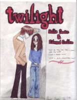 Edward x Bella by broken-with-roses