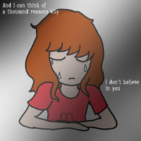 I Dont Believe In You by R41N80W-81TCH