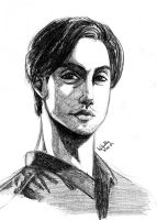 Peter Petrelli 2 by SpiffyMai