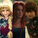 ( OUAT ) Merida Hiccup and Astrid by theringofbelief