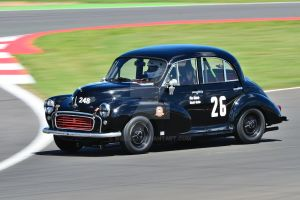 1958 Morris Minor by Willie-J