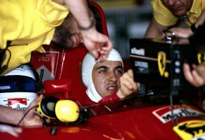 Jean Alesi (United States 1991) by F1-history