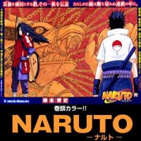 Naruto 398 cover by Thecmelion