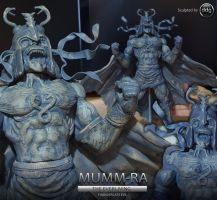 MummRa the everliving by ddgcom