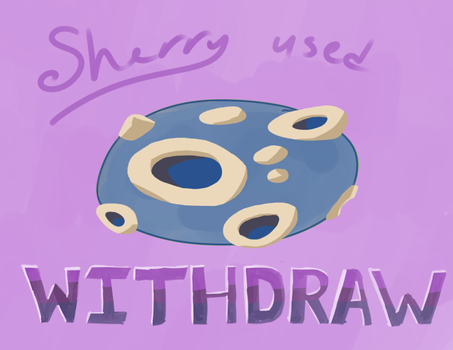 PMD: Sherry Used Withdraw by alphanauts